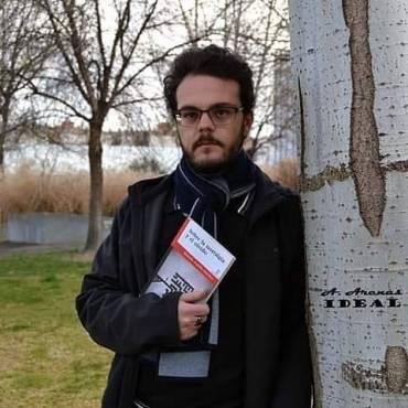 Rodolfo Sánchez Padilla en 'La Hoja en Blanco'