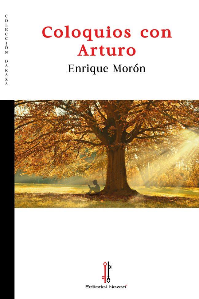 Coloquios con Arturo - Enrique Morón - Portada