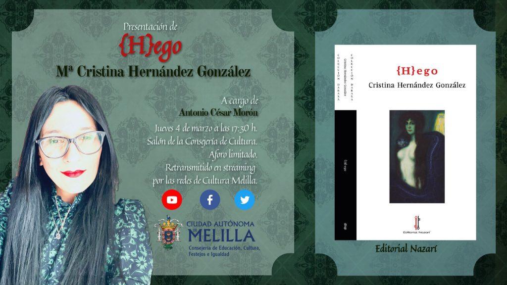 {H}ego - Cristina Hernández González - Melilla 03-03-2021