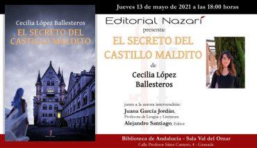 'El secreto del castillo maldito' en Granada