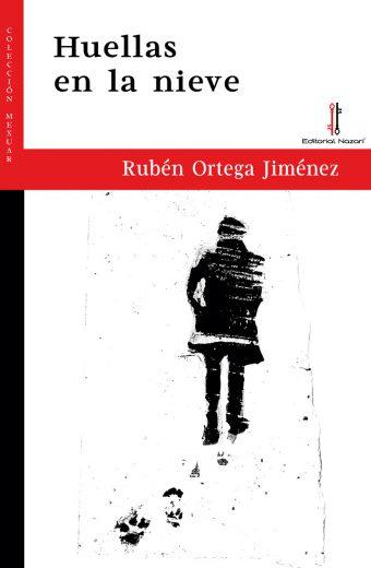 Huellas en la nieve - Rubén Ortega Jiménez - Portada