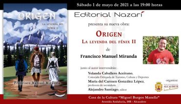 'Origen. La leyenda del fénix II' en Alcaudete