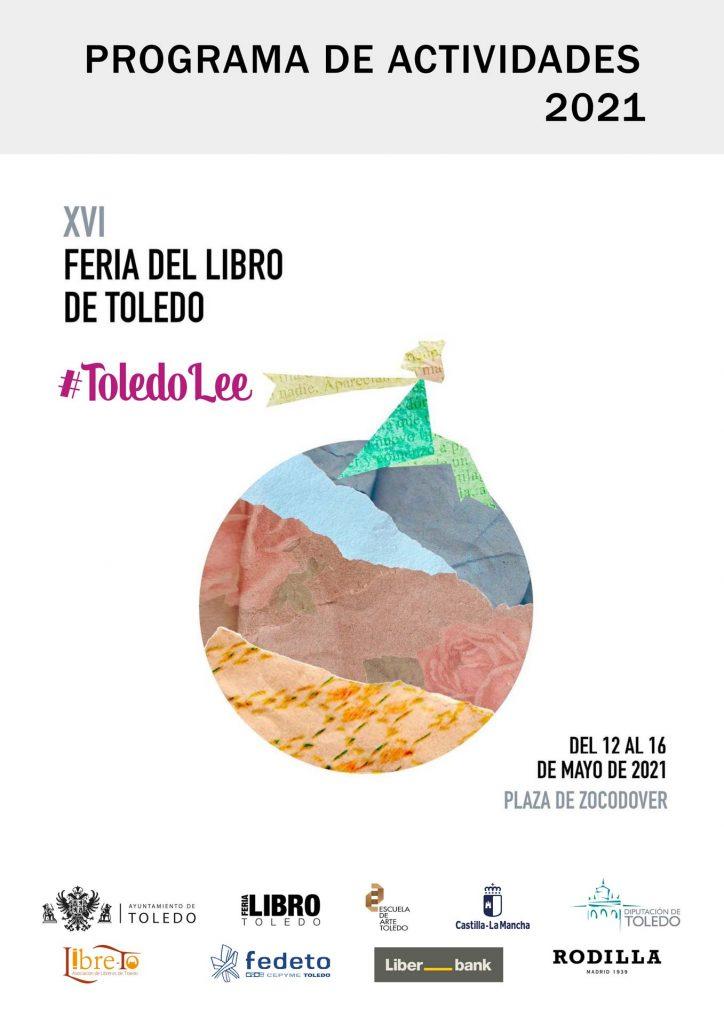 El hombre analógico - Daniel Fuentes Casado - Cartel Feria Libro Toledo 2021
