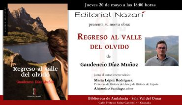 'Regreso al valle del olvido' en Granada