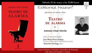 'Teatro de alarma'en el Centro Artístico, Literario y Científico de Granada