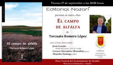'El campo de alfalfa' en Guadix