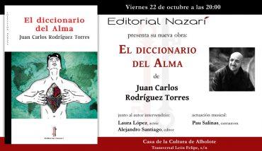 'El diccionario del Alma' en Albolote