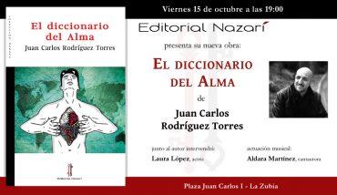 'El diccionario del Alma' en La Zubia