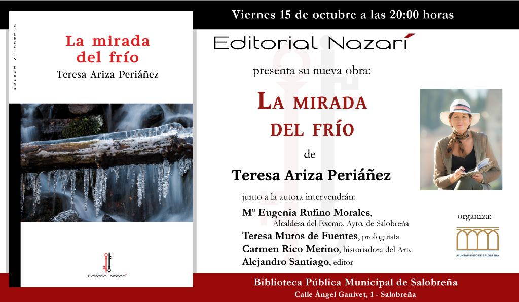La mirada del frío - Teresa Ariza Periáñez - Salobreña 15-10-2021
