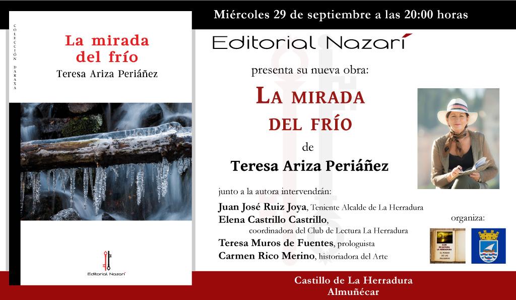 La mirada del frío - Teresa Ariza Periáñez - La Herradura 29-09-2021