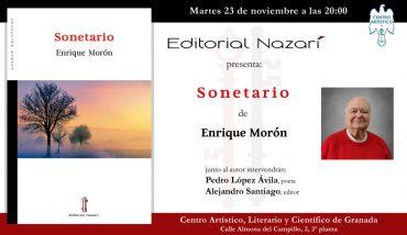 'Sonetario' en Granada